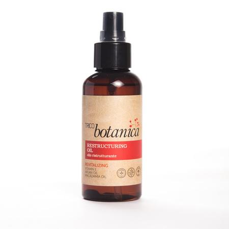 Ochronny Olej arganowy bez spłukiwania Odbudowa (RESTRUCTURING OIL) Trico Botanica.