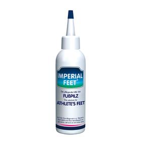 Imperial Feet ATHLETE'S FEET SOLUTION przeciwgrzybicza kuracja na stopę sportowca.