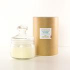 Biosensual Aroma-terapeutyczna Świeca POZYTYWNIE NASTRAJA do masażu na bazie wosku sojowego i naturalnych olejków eterycznych.