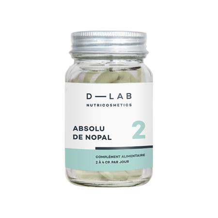 D-Lab Czysty Nopal pomagający w utracie zbędnych kilogramów