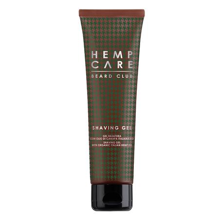HEMP CARE delikatny żel do golenia dla mężczyzn z olejem z konopi 150 ml.