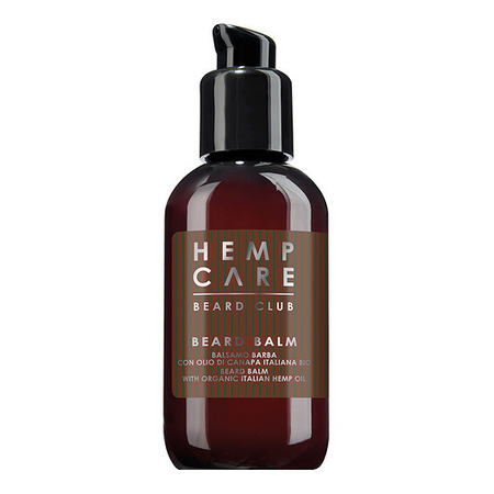 HEMP CARE Beard Club Balsam do pielęgnacji brody z olejem z konopi 100 ml.
