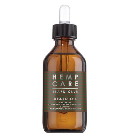 HEMP CARE Beard Club Olejek do pielęgnacji brody z olejem z konopi 50 ml.