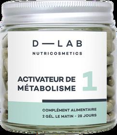 Suplement Diety D-LAB Nutrikosmetyk Aktywator Metabolizmu