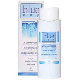 BLUE CAP kojący i nawilżający żel pod prysznic.