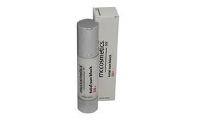 TOTAL SUN BLOCK SPF 50+ MCcosmetics Nawilżający krem przeciwsłoneczny z filtrem SPF 50+ dla każdego rodzaju skóry.