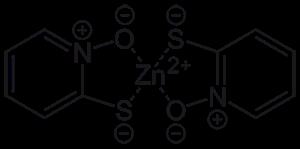 Pirytionian cynku substancja czynna przeciwgrzybiczna